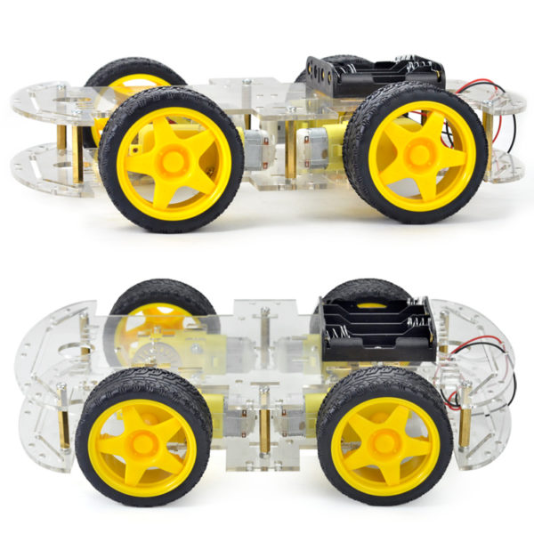 4WD-Smart-Robot-Car-Chassis-Kit