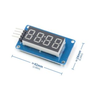 TM1637 LED Display Module